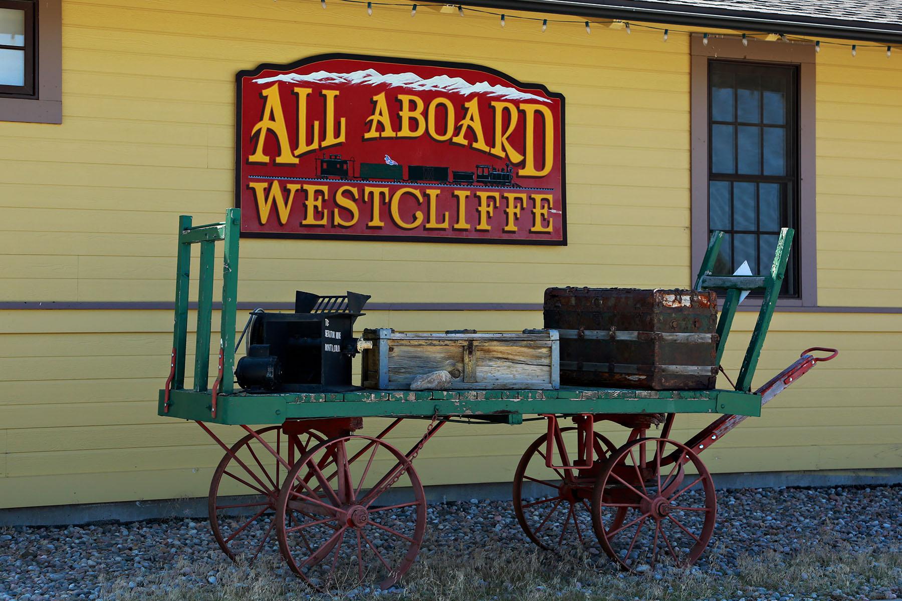 All Aboard Westcliffe