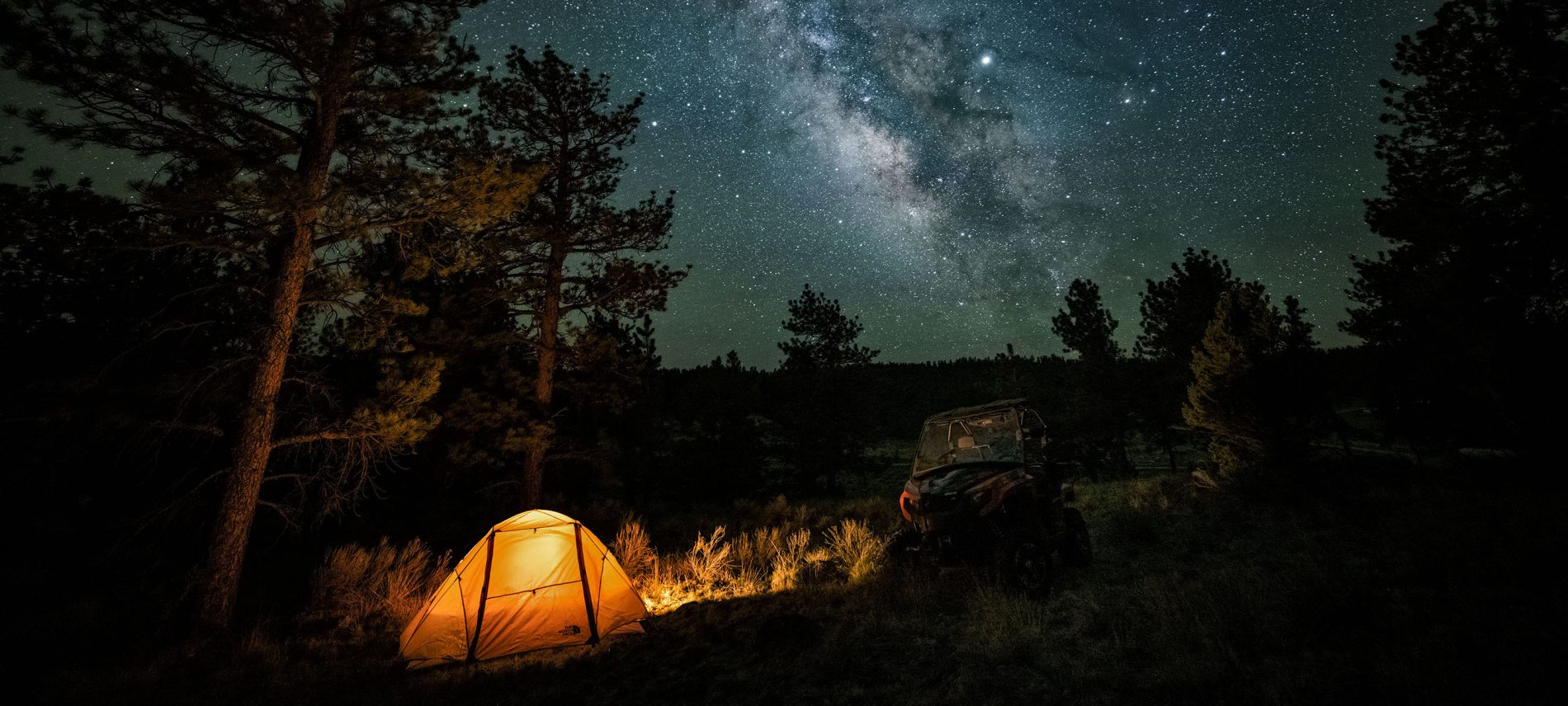 Custer County Camping