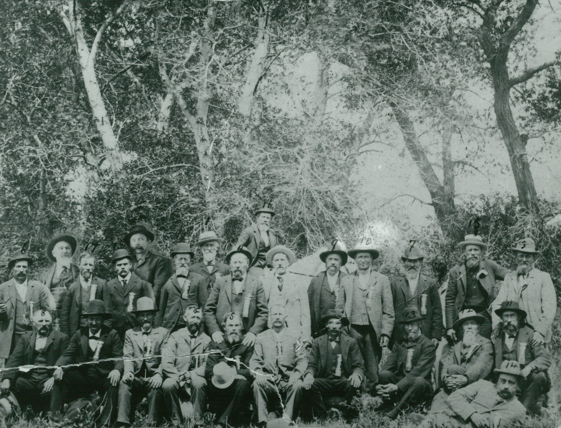 Custer County's Earliest Settlers