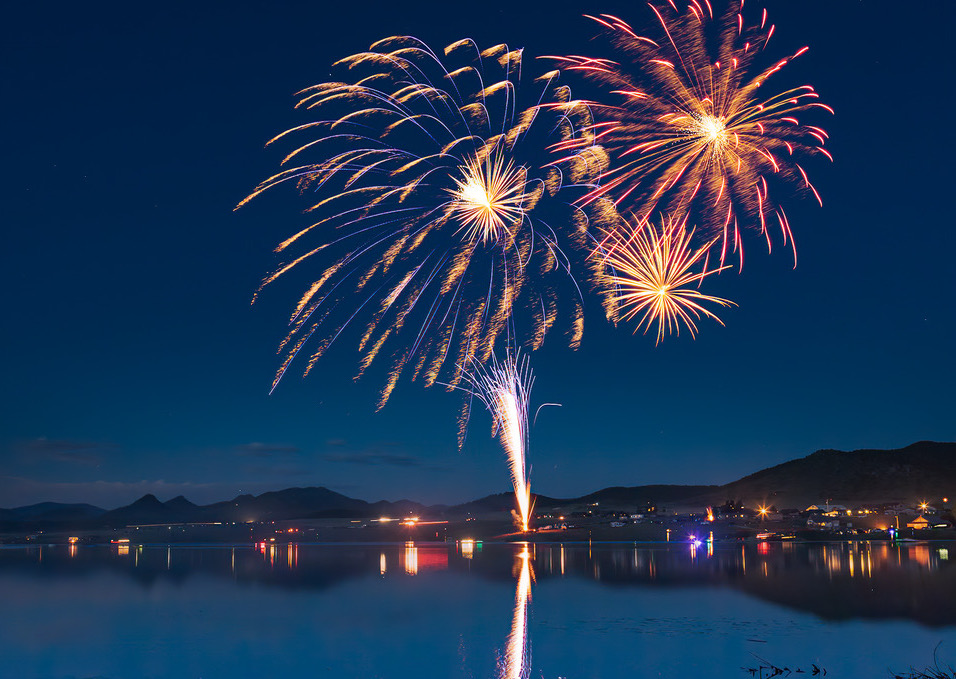 Fourth of July in Custer County