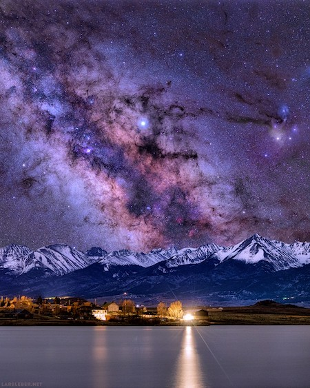 Colorado Stargazing: Experience the Night