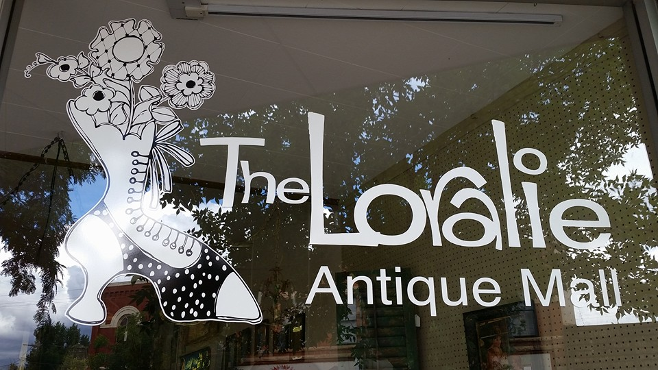 The Loralie Antique Mall