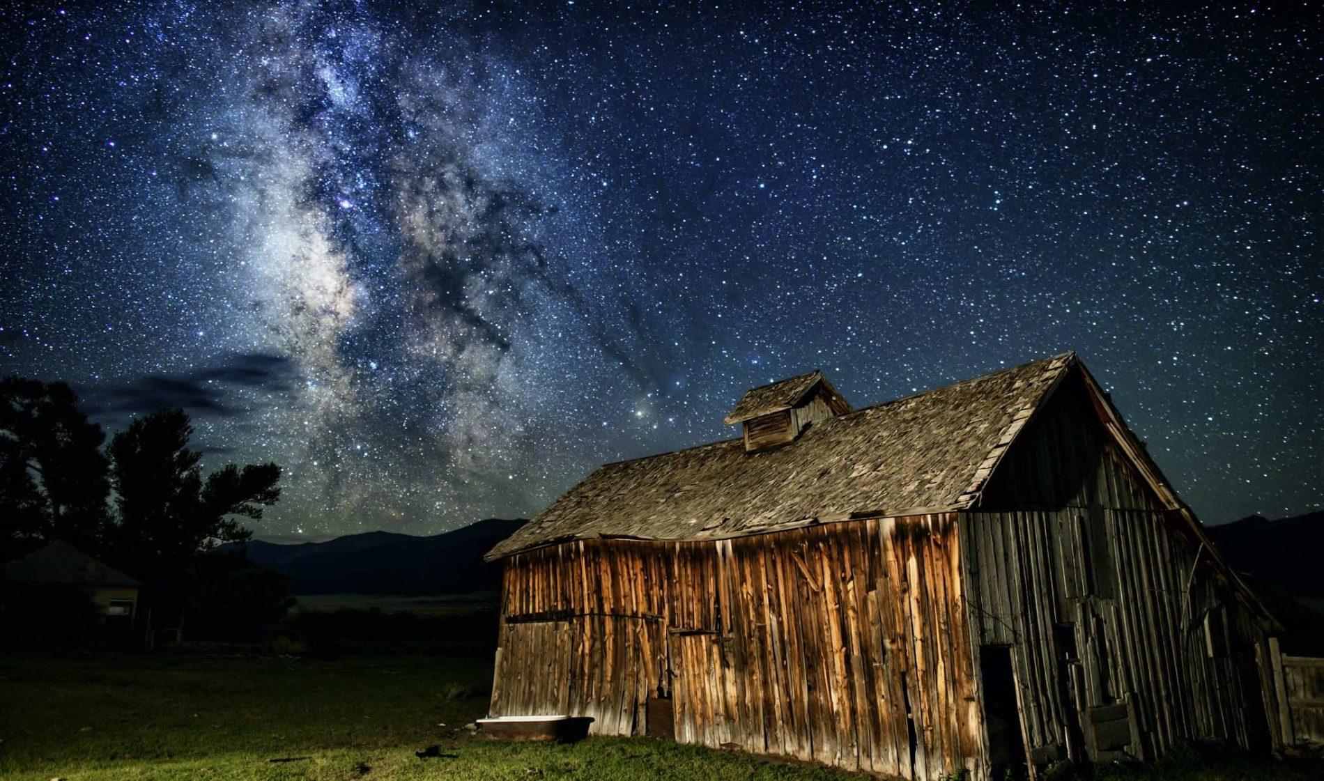 Stargazing Benefits
