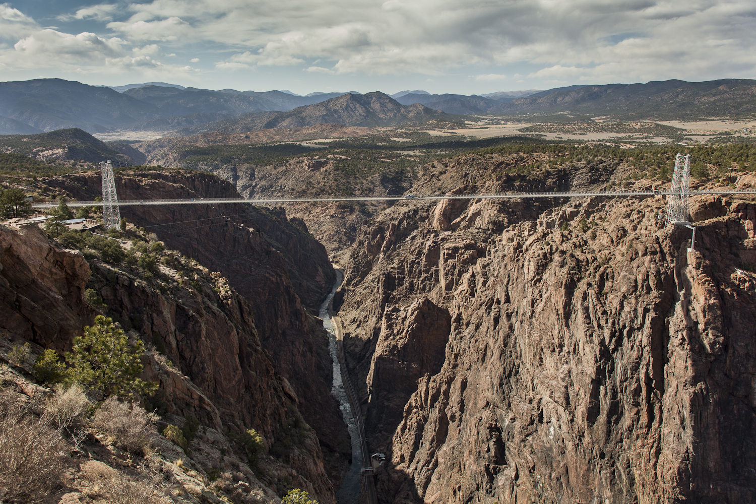 The Royal Gorge