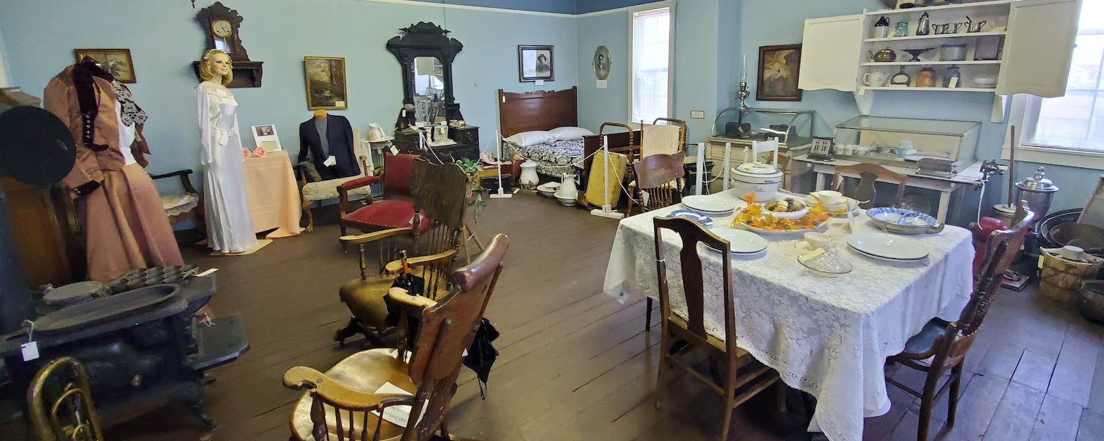 Silver Cliff Museum