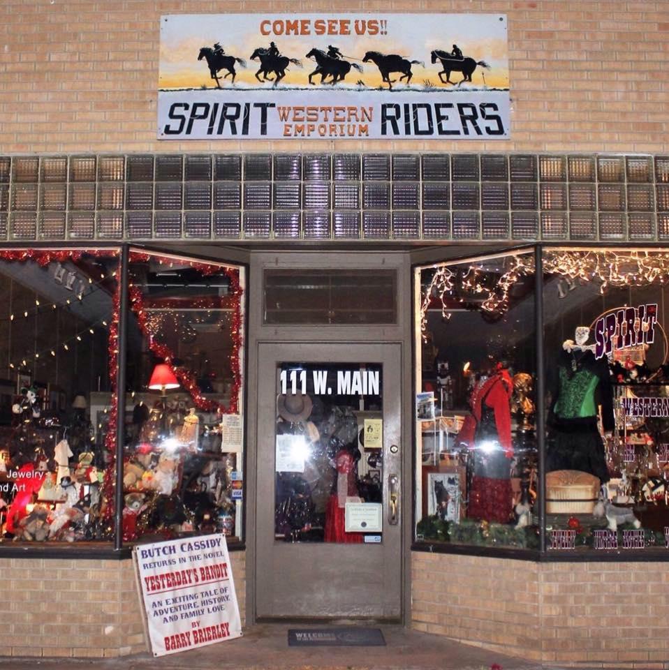 Spirit Riders Western Emporium