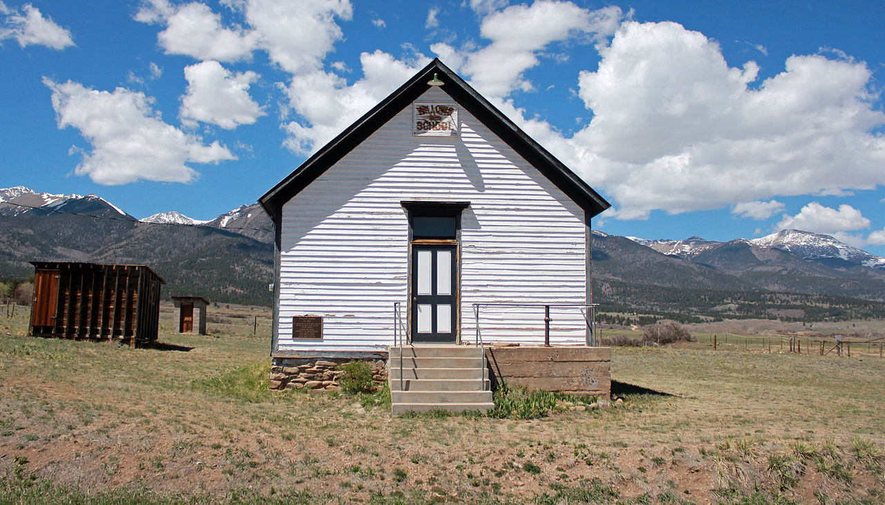 Custer County's One-Room Schoolhouses
