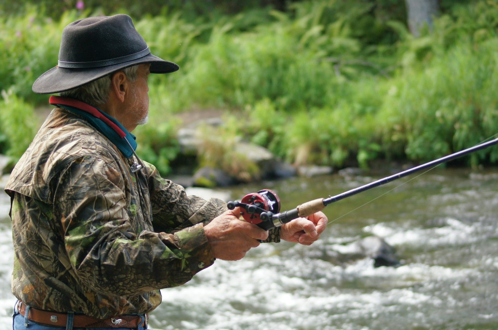 Custer County Fishing