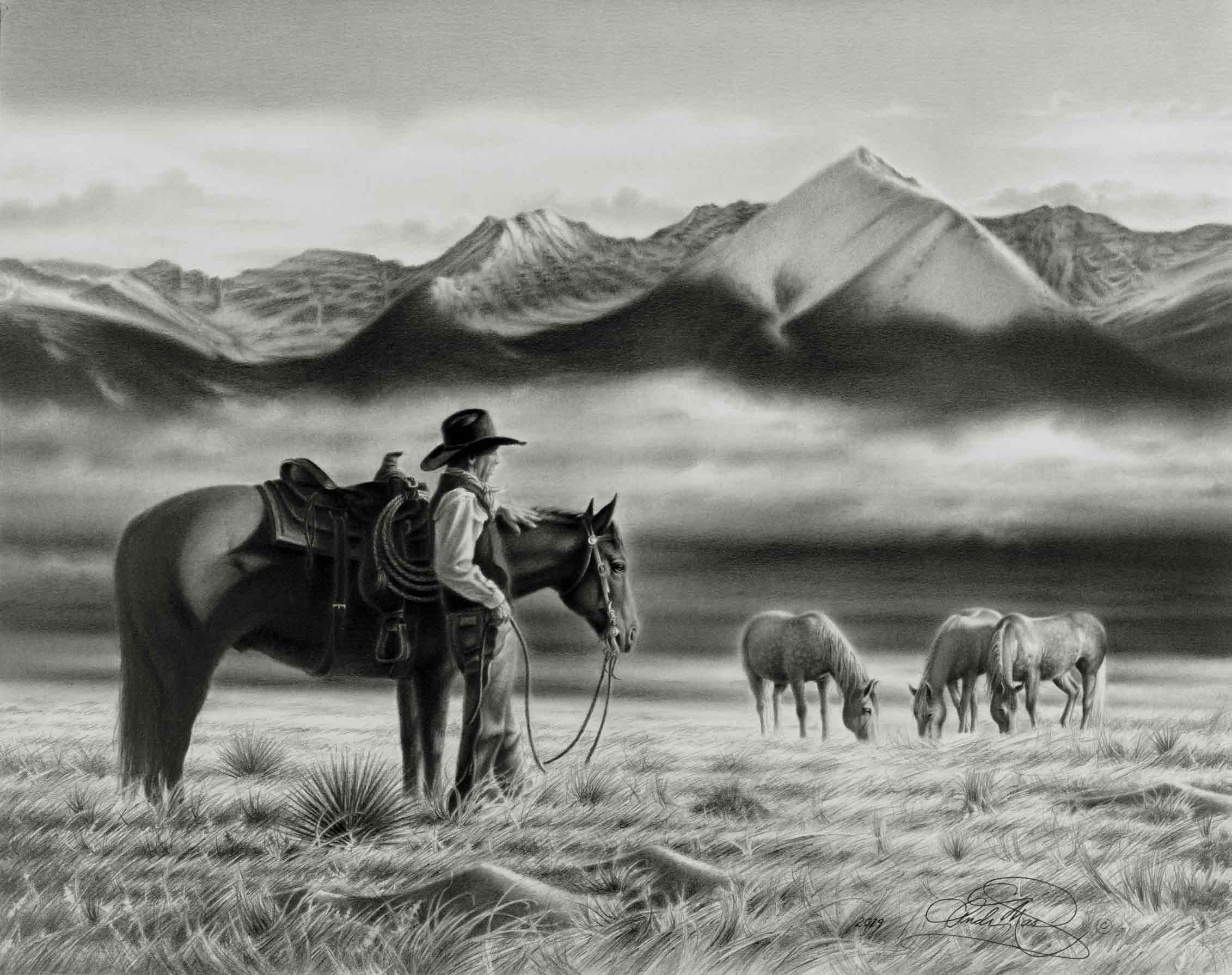 The Wet Mountain Valley's Ranching Heritage